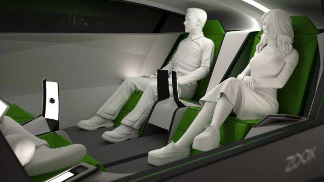 Zoox autonomous car (2)