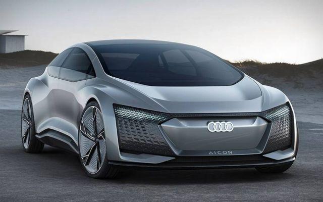 Audi Aicon concept car