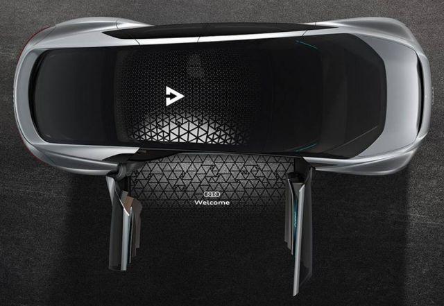 Audi Aicon concept car (1)