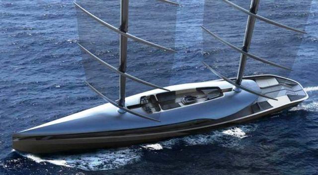 Cauta 55 m super Sailing Yacht concept (5)