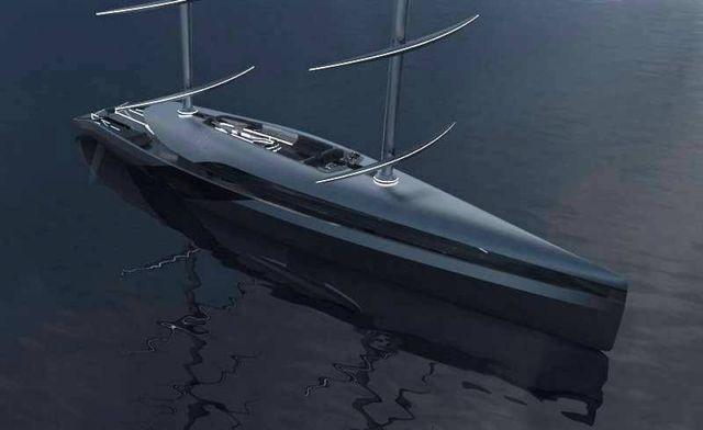 Cauta 55 m super Sailing Yacht concept (3)