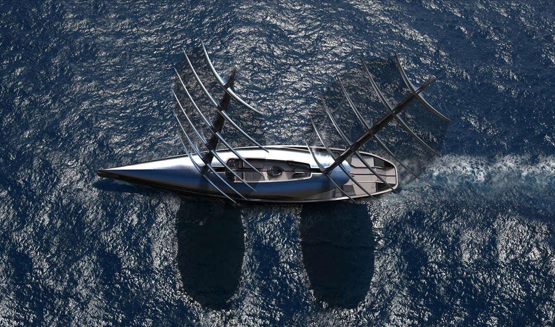 Cauta 55 m super Sailing Yacht concept (1)