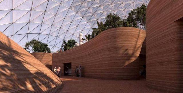Dubai is building a giant Mars city simulation (3)