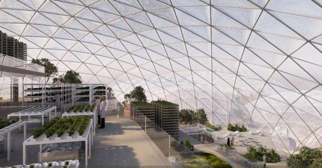Dubai is building a giant Mars city simulation (2)
