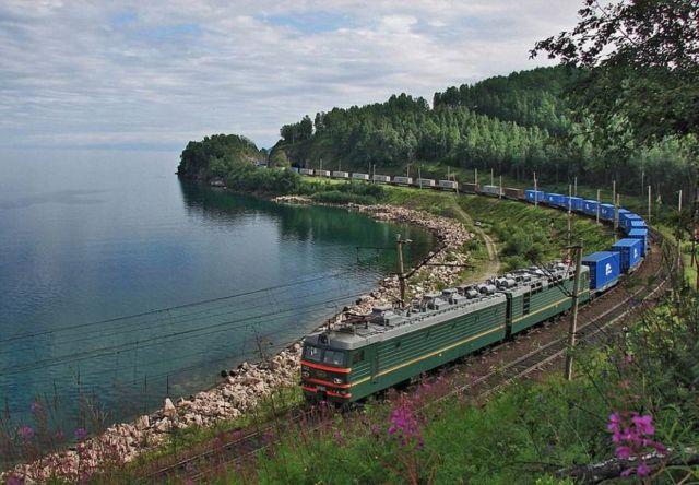 Siberian train