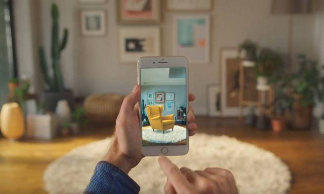 IKEA Place 3D - true to-scale App