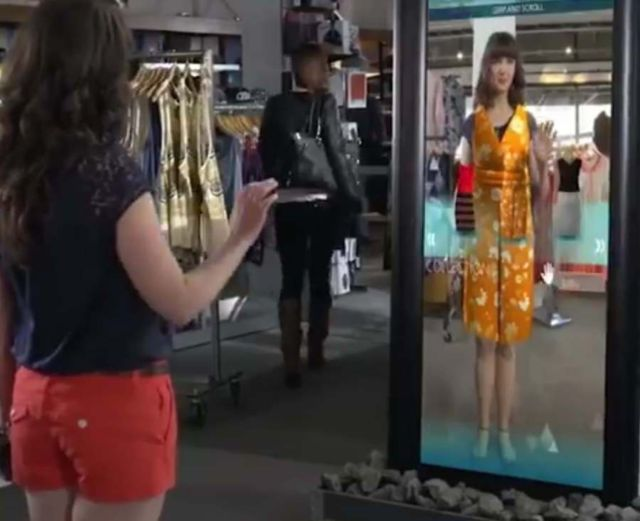 In the near future you could try Clothes Virtually