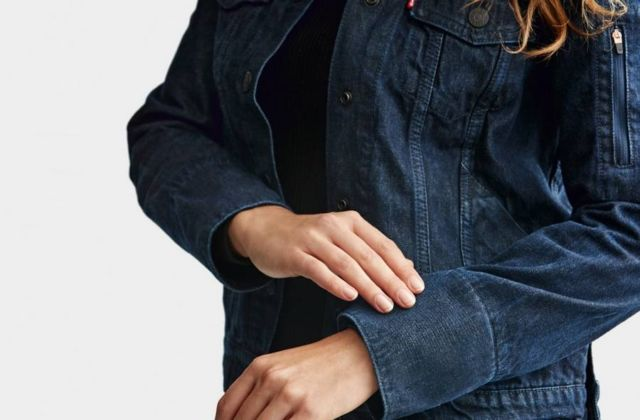 Levi's Google-powered Smart Jacket