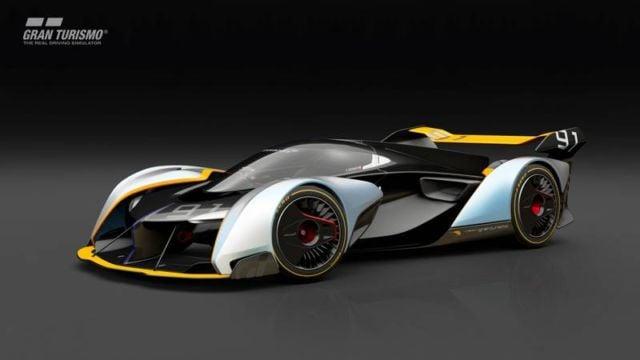 McLaren Ultimate Vision Gran Turismo car (10)