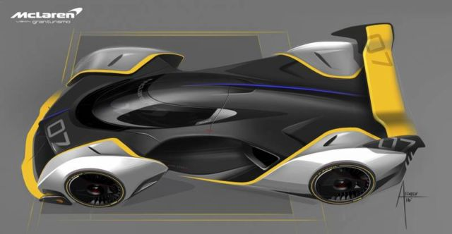 McLaren Ultimate Vision Gran Turismo car (5)