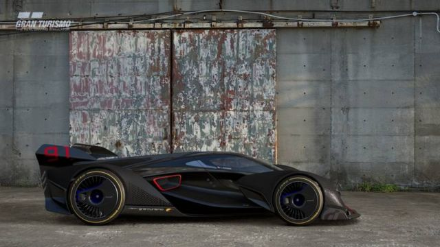 McLaren Ultimate Vision Gran Turismo car (4)
