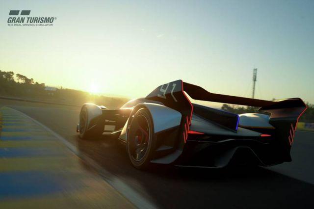 McLaren Ultimate Vision Gran Turismo car (2)