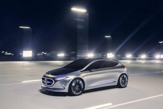 Mercedes-Benz Concept EQA (3)