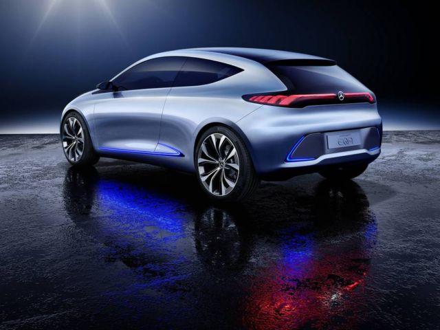 Mercedes-Benz Concept EQA (2)