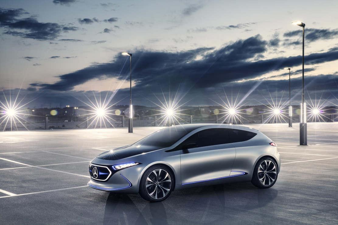 Mercedes-Benz Concept EQA (1)