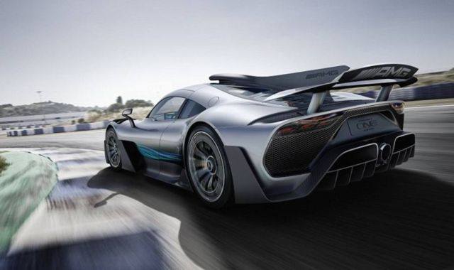 Mercedes-AMG Project ONE (8)