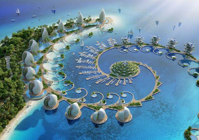 Nautilus Eco-Resort in Philippines
