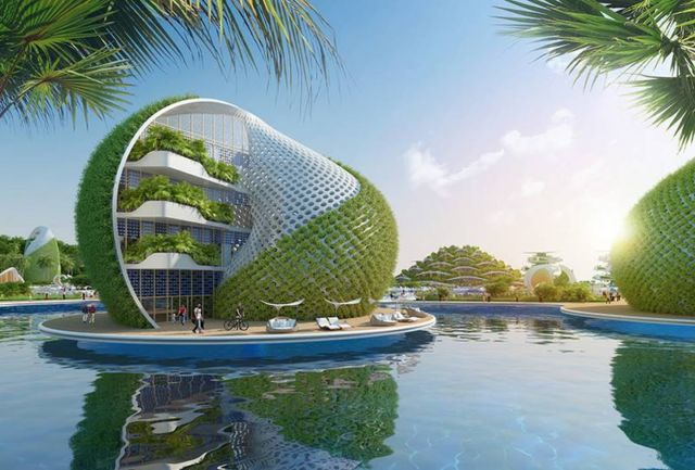 Nautilus Eco-Resort in Philippines (5)