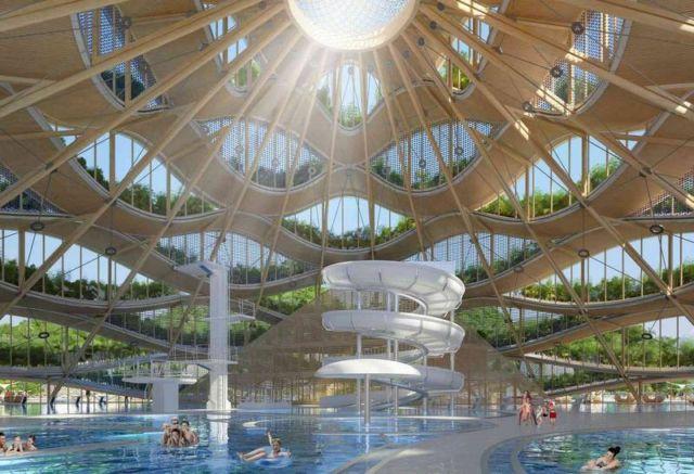 Nautilus Eco-Resort in Philippines (2)