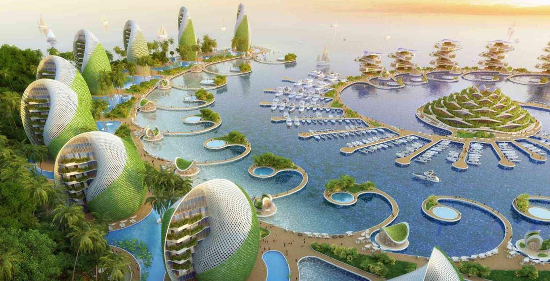 Nautilus Eco-Resort in Philippines (1)