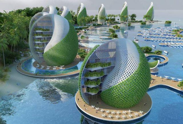 Nautilus Eco-Resort in Philippines (13)