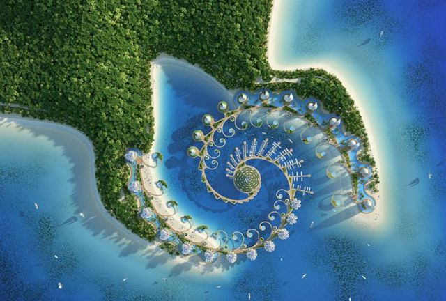 Nautilus Eco-Resort in Philippines (12)