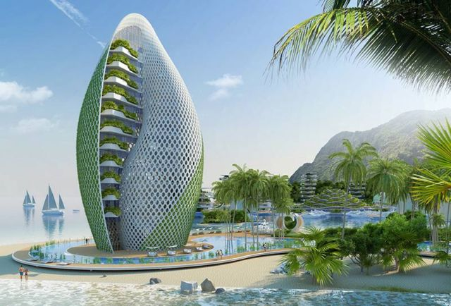 Nautilus Eco-Resort in Philippines (7)