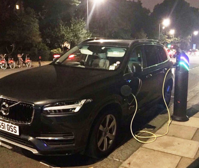 charger of EV