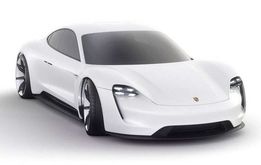 New details on the first all-electric Porsche