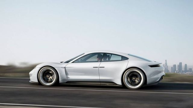 All-electric four-door Porsche Mission E (9)