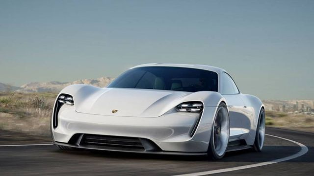 All-electric four-door Porsche Mission E (8)