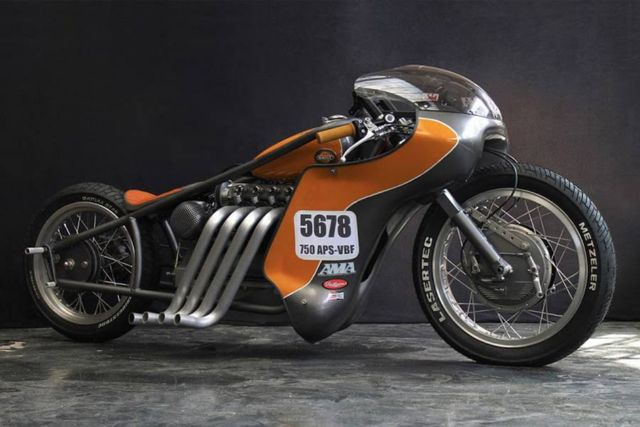 Nimbus Type C 'Odin's Fury' Custom Racer