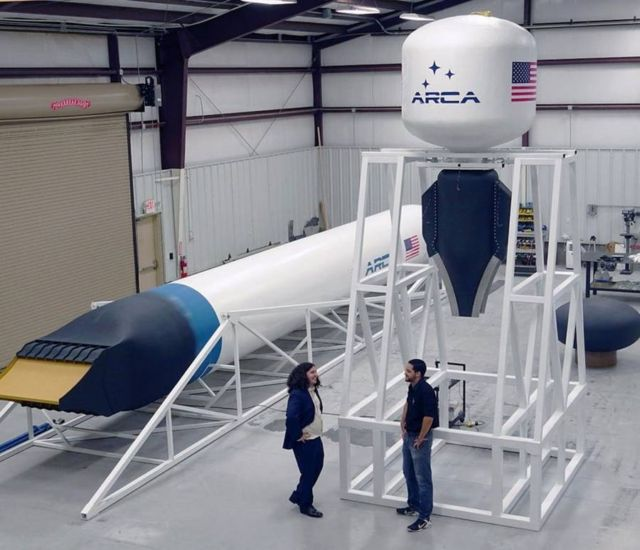 Revolutionary Aerospike Engine ready for testing (2)