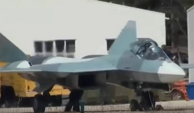 Russia's new Su-57 Stealth Fighter