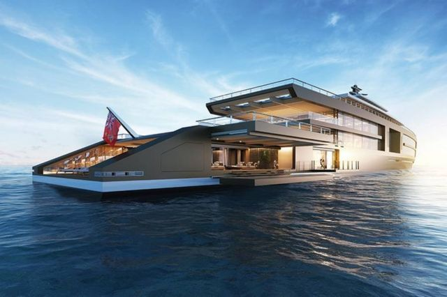Sinot 120 meter-long 'Nature' superyacht (19)