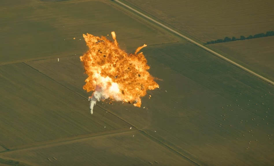 SpaceX- How Not to Land an Orbital Rocket Booster