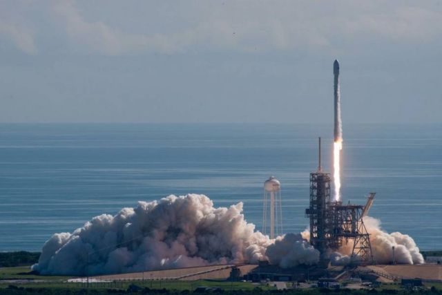 SpaceX Launched Pentagon's X-37B mysterious Spaceplane