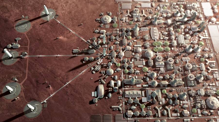 SpaceX Plans to Begin Mars Colonization by 2022 (4)
