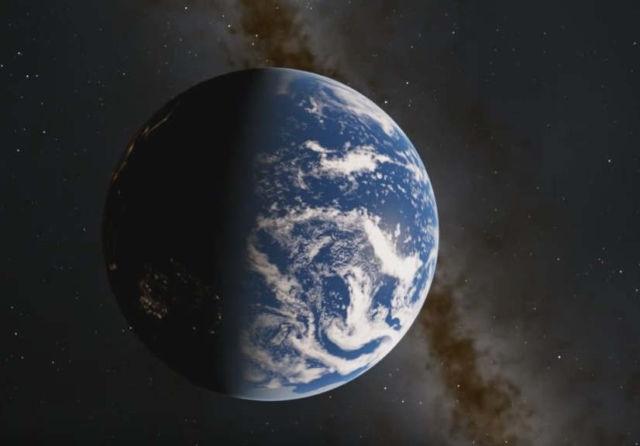 Earth 2 Billion Years Ago