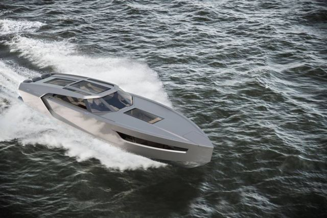 Superfly GT 42 Superboat