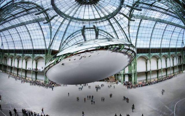 The Pebble Grand Palais Mirror