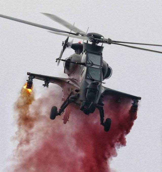 The new Chinese helicopters (3)