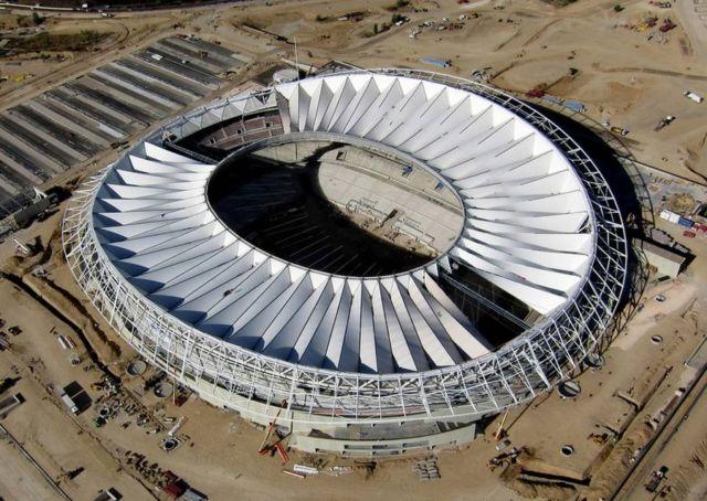 Wanda Metropolitano football Stadium