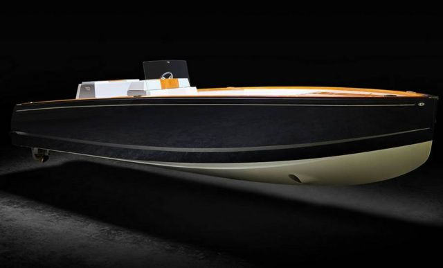 Hinkley Dasher Electric Yacht