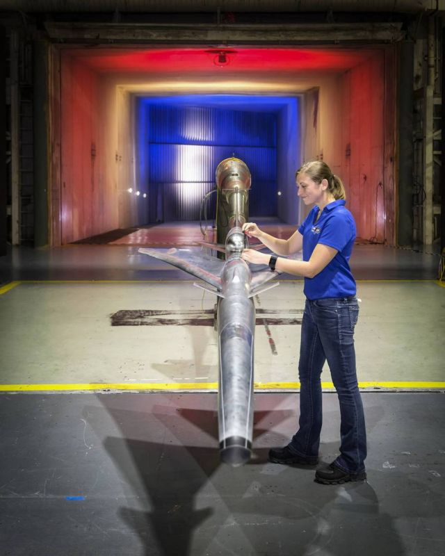 X-plane preliminary tests Quiet Supersonic Technology
