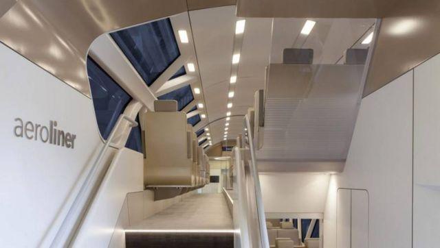 AeroLiner3000 double-decker high-speed train (2)
