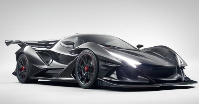 Apollo Intensa Emozione Supercar