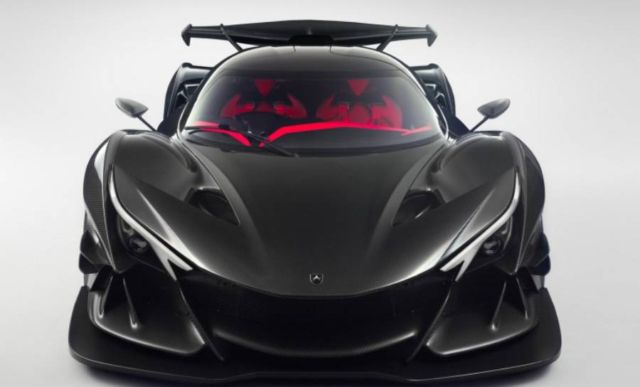 Apollo Intensa Emozione Supercar (8)