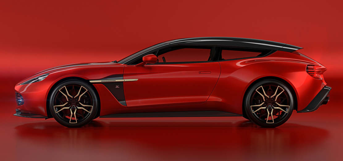 Aston Martin Vanquish Zagato Shooting Brake (1)