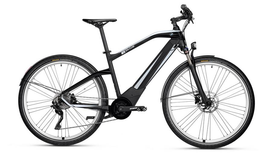 BMW Active Hybrid e-bicycle (5)